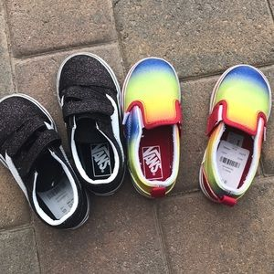 Girls vans bundle